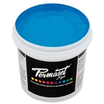 Permaset Aqua Standard Ink - Light Blue - 1L