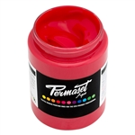 Permaset Aqua Standard Ink - Bright Red - 300ml