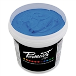 Permaset Aqua Supercover Ink - Light Blue - 1L