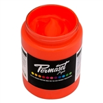 Permaset Aqua Standard Ink - Glow Orange - 300ml