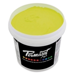 Permaset Aqua Supercover Ink - Glow Yellow - 1L