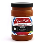 Speedball Acrylic Ink - Brown - 32 oz.