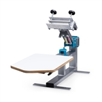 Workhorse Odyssey Tabletop Press - 1 Color/1 Station