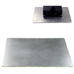 "Workhorse Aluminum Youth Platen 10"" x 14"""