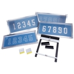 Workhorse N-Series Numbering System
