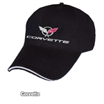 Corvette C5 Liquid Metal Men's Hat