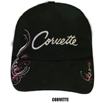 Ladies Corvette Cap