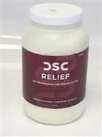 DSC, Relief Enzyme Prespray