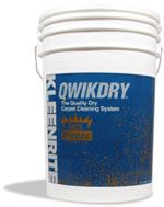 QWIKDRY COMPOUND, CARPET DRY CLEANING COMPOUND
