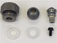 Sapphire Scientific Chemical Pulse Pump Handle Rebuild Kit, 36-386