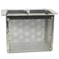 Sapphire Scientific Waste Tank Strainer Filter Basket, 61-002