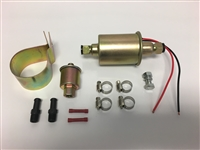 Electric Fuel Pump for Carpet Cleaning Truckmount. Prochem, Sapphire Scientific, Hydramaster, Power Clean, White Magic, Fox
