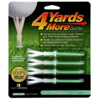 "4 Yards More 4"" Tees"