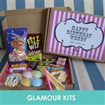 PERSONALISED RETRO SWEET BOX - SMALL