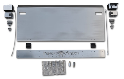 Poison Spyder TrailGate™: Jeep YJ Replacement Drop-Down Tailgate