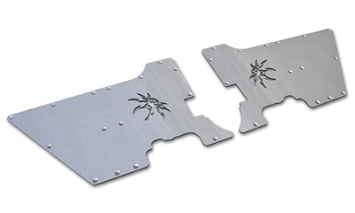 DeFender XC Full Length Side Plates