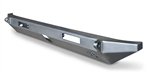 JK BFH II Rear Bumper - Receiver - Tabs - Lights