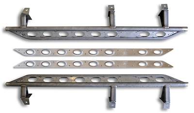 JK 4-Dr Rocker Knockers - Frame Mounted