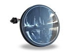 "Trucklite 7"" Round LED Headlamp"