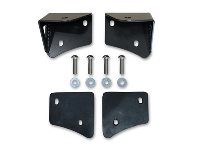 TJ Lower A-Pillar Light Mounts