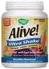 Nature's Way - Alive! Ultra-Shake Soy Protein Vanilla - 1.2 lbs.