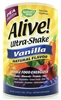 Nature's Way - Alive! Ultra-Shake Pea Protein - 2.1 lbs