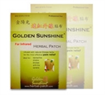 Golden Sunshine - Far Infrared Herbal Patch (Hot) - 3 pk