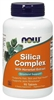 Now Natural Foods - Silica Complex 500 mg - 90 caps