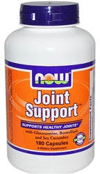 Now Natural Foods - Joint Support (Glucosamine, Boswellin, Sea Cucumber) - 180 cap