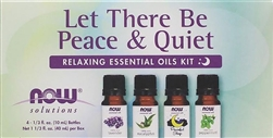 Now - Let There Be Peace & Quiet Oil Kit - 4 x 10 mL