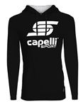 Youth Capelli Sport Navy LOGO Hoodie