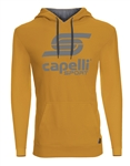 Youth Capelli Sport Orange Combo LOGO Hoodie