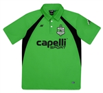 "Adult NJCSA ""RAVEN"" Polyester Polo Shirt"