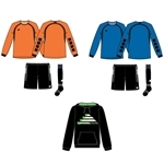 Adult NJCSA Affiliate Goalies Kit