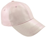 Capelli New York Ladies Allover Sheen Metallic Baseball Hat