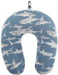 Capelli New York Sharks Neck Pillow