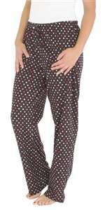 Capelli New York Ladies Printed Jersey Basic Sleep Pant