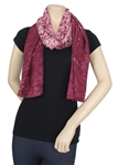 Capelli New York Ombre Printed Scarf