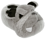 Capelli New York Boys Bulldog Moccasin Indoor Slippers