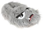Capelli New York Boys Monster Faux Fur Moccasin Indoor Slippers