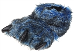 Capelli New York Boys Faux Fur Claw Indoor Slippers