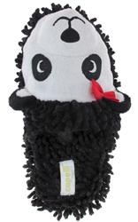 "Capelli New York ""Cute Panda"" With 3-D Parts And Embroidery Ladies Indoor Slipper"