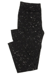 Capelli New York Girls Jersey Legging With Metallic Dots