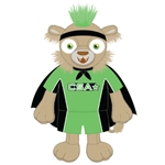 Leo the Lion CSA Plush Mascot