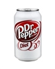 36 Pack Diet Dr. Pepper Cans