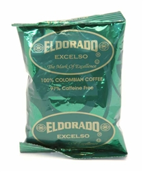 Colombian Decaf 2.0 oz. Fractional Pack by Eldorado