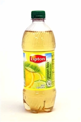 Lipton Green Citrus Ice Tea Bottles