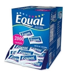 2000 count equal packets