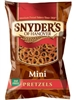 Snyders MINI Pretzels 60 pack