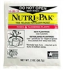 Nutri Pak 15 20 15 Fertilizer Packet